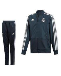 Adidas REAL PRE SUIT Y grijs