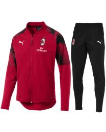 Puma AC Milan Stadium SUIT rood