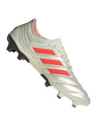 Adidas COPA 19.1 FG owhite/solred