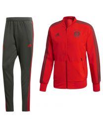 Adidas FCB PRE SUIT Rood