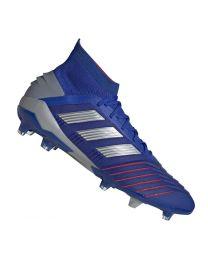 Adidas PREDATOR 19.1 FG boblue/silvmt/fooblu