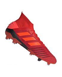 Adidas PREDATOR 19.1 FG actred/solred