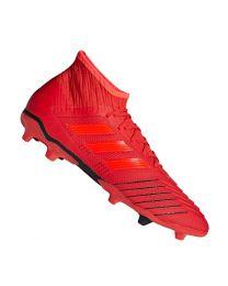 Adidas PREDATOR 19.2 FG actred/solred