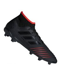 Adidas PREDATOR 19.2 FG cblack/cblack/actred