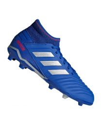 Adidas PREDATOR 19.3 FG J boblue/silvmt/actred