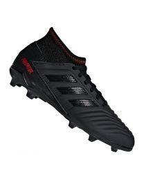 Adidas PREDATOR 19.3 FG Kids Zwart