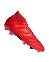 Adidas PREDATOR 19.3 FG actred/solred