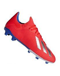 Adidas X 18.3 FG actred/silvmt/boblue