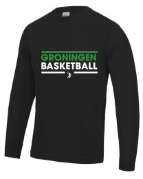 Groningen Basketball Shirt Long Sleeve