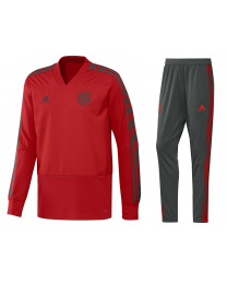 Adidas FCB TR SUIT Rood
