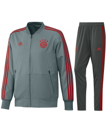 Adidas FCB PRE SUIT groen