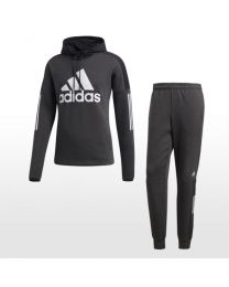 adidas SPORT ID FLEECE PAK Zwart Melange