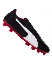 Puma Esito C FG Zwart Rood