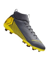 Jr Superfly 6 Academy Gs Fg/mg Dark Grey
