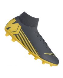Jr Superfly 6 Club Fg/mg dark_grey/black