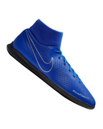 PHANTOM VSN CLUB DF IC 400_racer_blue/black-metallic_silv - blauw-multicolour