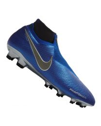 PHANTOM VSN ELITE DF FG 400_racer_blue/black-metallic_silv - blauw-multicolour