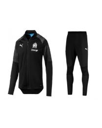 Puma Olympique de Marseille Stadium SUIT zwart
