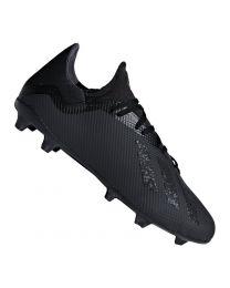 Adidas X 18.3 FG CBLACK