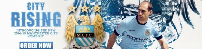 Manchester City Shirts