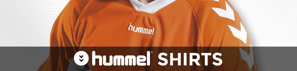 Hummel Shirts Lange Mouw