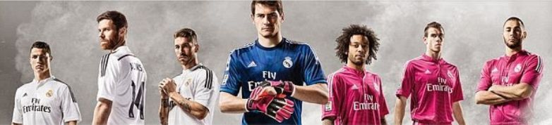 Real Madrid Shirts
