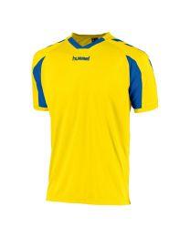 Hummel Everton Shirt KM Geel Blauw