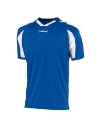 Hummel Everton Shirt KM Blauw Wit