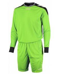 Hummel Basel Keeper Set Groen Zwart
