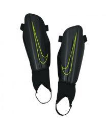 Nike Charge 2.0 Scheenbeschermers Black Volt