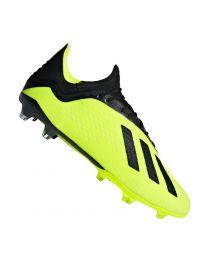 Adidas X 18.2 FG SYELLO