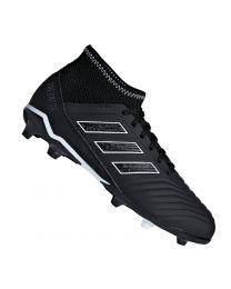 Adidas PREDATOR 18.3 FG JR Black