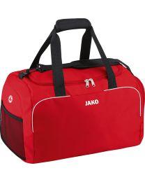 JAKO Sporttas Classico met zijvakken rood
