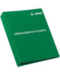 JAKO Map voor spelerskaarten groen