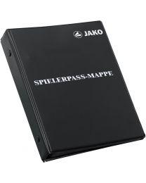 JAKO Map voor spelerskaarten zwart