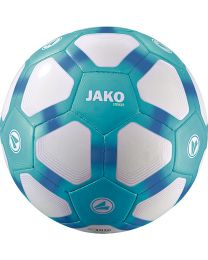 JAKO Lightbal Striker 32 p./machinegenaaid wit/aqua/JAKO blauw-350g