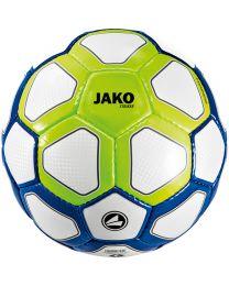 JAKO Trainingsbal Striker wit/marine/fluo groen