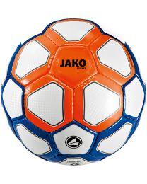 JAKO Trainingsbal Striker wit/marine/flame