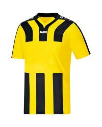 JAKO Shirt Santos KM citroen/zwart