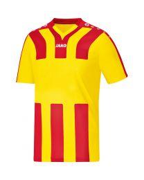 JAKO Shirt Santos KM citroen/rood