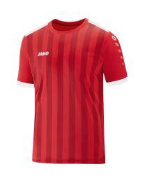 JAKO Shirt Porto 2.0 KM rood/wit