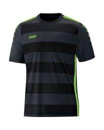 JAKO Shirt Celtic 2.0 KM zwart/fluo groen