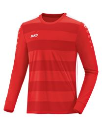 JAKO Shirt Celtic 2.0 LM rood/wit