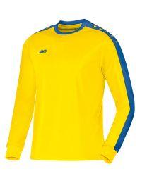 JAKO Shirt Striker LM citroen/royal