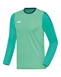 JAKO Shirt Leeds LM munt/smaragd/navy