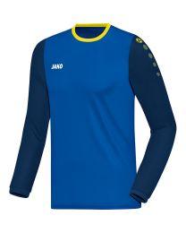 JAKO Shirt Leeds LM royal/navy/citroen
