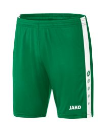 JAKO Short Striker sportgroen/wit