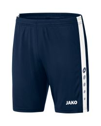 JAKO Short Striker navy/wit