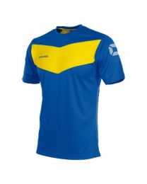Stanno Fiero Training Shirt Blauw Geel
