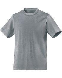 JAKO T-Shirt Classic grijs gemeleerd